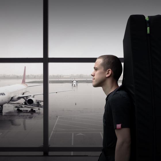 Бесплатная перевозка матов в самолете.
